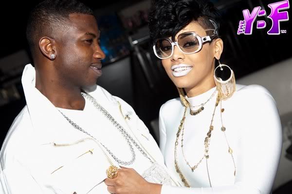 Gucci Mane & Keyshia Dior Heat Things Up   AtlantaStreetDreams