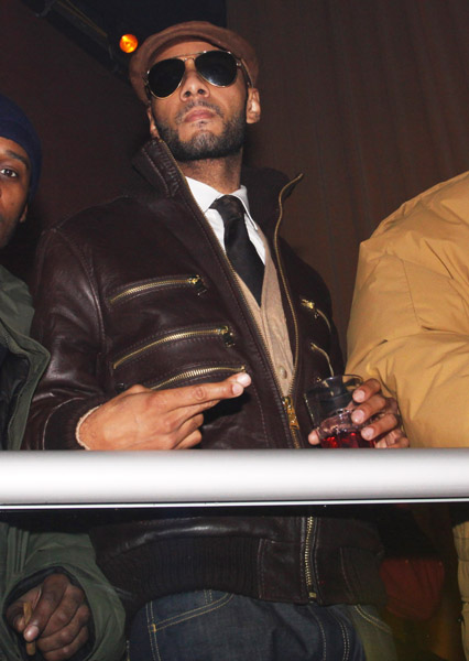 Adam Rodriguez was there  Screwface Day 26 Manager