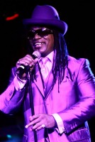 Melly Mel performs