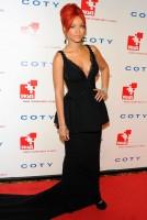 Rihanna attends