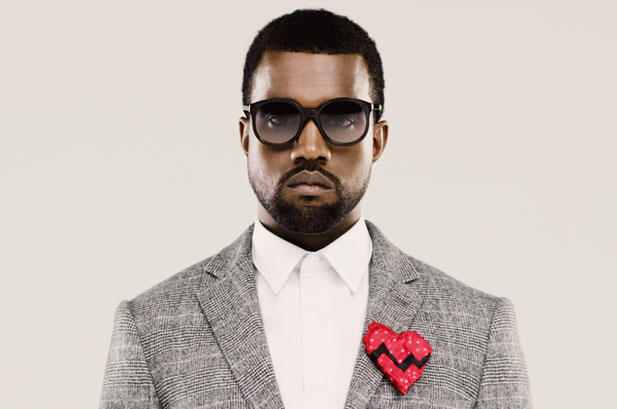 kanye west hair fashion style