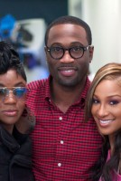 Pam of R&B group, Total, Que & Olivia
