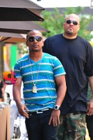 Rapper CyHi The Prynce out in New York City (June 29, 2011) - Photo by: Taj Washington