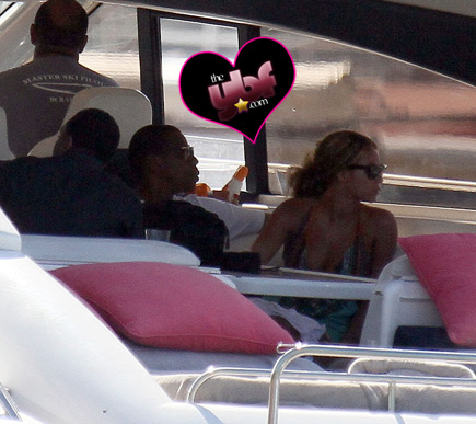Beyonce and Jay-Z spend NYE in St. Barts where Beyonce is performing